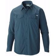 Camisa Columbia Silver Ridge Mangas Largas El Combatiente