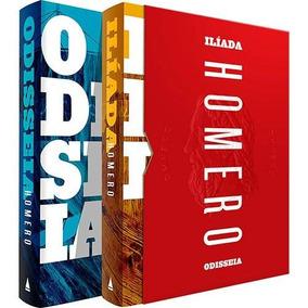 Livro - Box Odisseia E Ilíada (2 Livros)