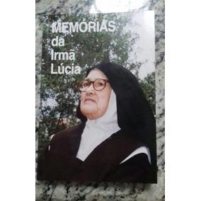 Livro Irmã Lúcia Memórias Portugal Fátima