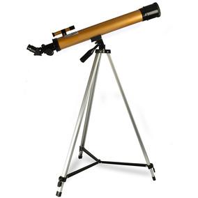 Telescopio Profissional Astronomico 100x Refrator 60mm