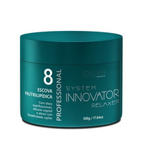 08 - Nova Escova Nutrilipidica Innovator 500g