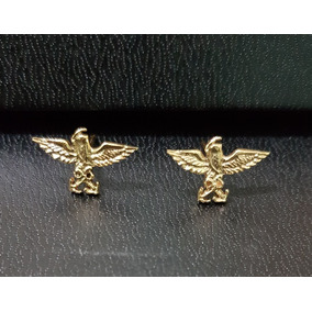 Alas De Aviación Naval En Oro Amarillo De 14k