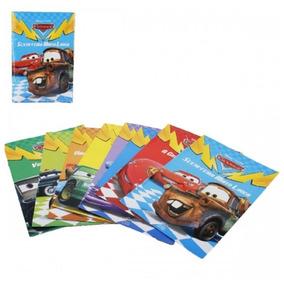 8 Mini Revistinhas Carros Grandes Histórias Disney
