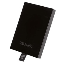 Hd Interno Para Xbox 360 Slim Memória 500 Gb Video Game