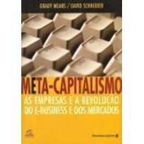 Livro Meta-capitalismo Grady Means