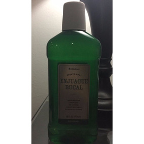 Enjuague Bucal Breathaway Melaleuca Menta Fresca Sin Alcohol