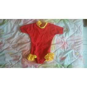 Traje De Baño Completo Para Bebes Niñas