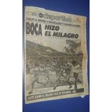 Boca A La Libertadores - Clarín Deportivo ( 1986 )