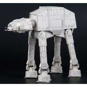 Star Wars At-at Papercraft Para Imprimir Pdf