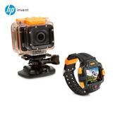 Hp Cámara Hp Action Cam Ac300w, 32gb, 16 Mp, Full Hd, Wifi,