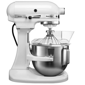 Batidora Kitchenaid Bowl Lift 4,8l 220v Blanca