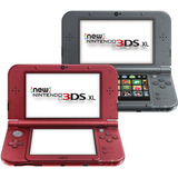 Nintendo New 3ds Xl 4gb Nfc Camara Pantalla Tactil Ar Cards
