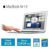 Macbook Air Mqd32ll 1.8 Ghz Intelcore I5 8gb,128ssd New 2018