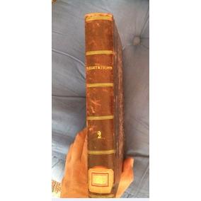 Libro Antiguo Siglo Xix, Meditaciones Prácticas, En Francés