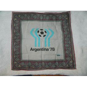 Pañuelo Mundial 78 Argentina