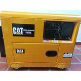 Planta Generador Electrica Cat De 10 Kva Silenciosa Diesel