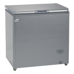 Freezer Horizontal Gafa Eternity L290 Ap Gris Plata 285 Lts
