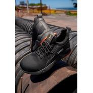 Zapatilla De Seguridad-somti Safety Shoes
