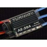 Speed Control Esc Turnigy Ae 30a Com Bec De 2a - Lipo 2~4s