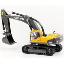 Excavadora Hidraúlica Volvo Siku Esc.1/50 Nuevo!
