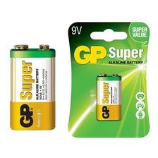 Pilas 9v Gp Super Alcalina Blister De 1