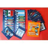 Colección Completa Panini Mundial