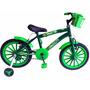 Bicicleta Infantil Aro16 Masculina Feminina + Brinde