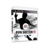 Videojuego Ps3 New Electronic Arts Fifa Soccer 11 Sports 633