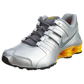 Tenis Nike Wmns Shox Current 639657-015 Johnsonshoes Env Gra