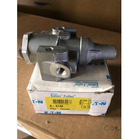 Valvula Reguladora Pressao Caixa Cambio Vw Caminhões A4740