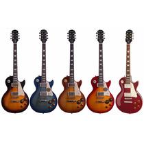 Guitarra Epiphone Les Paul Standard Plus Top Pro - Oficial