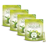 Te Verde Limon Instantaneo Matcha 112 Sobres Nice Imperial
