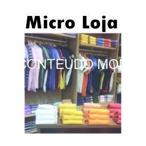 Kit Micro Loja Com 15 Itens - Frete Grátis