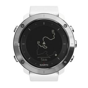 Reloj Multifuncional Supervicencia Traverse Blanco Suunto