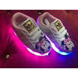 Tenis Led Minnie Ultimos Pares!!!