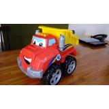 Caminhãozinho Chuck Cambalhota Hasbro