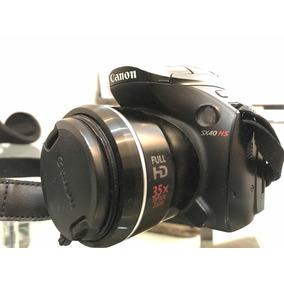 Canon Powershot Sx40 + Acc Originales + Manuales - Poco Uso!