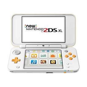 Consola Portable Nintendo 2ds Xl Blanco + Juego Mario Marker