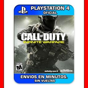 Call Of Duty Infinite Warfare Ps4 :: Digital :: Oferta |2|