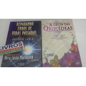 Combo Romance Espírita Vera Lúcia Marinzeck 23 Livros