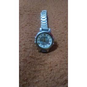 Reloj Citizen Dama Azteca Excelente Original Eco Dorado