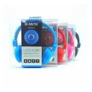 03 Fones De Ouvido Stereo Headset Com Microfone  Bm-2670