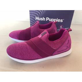 Zapatillas Grimoldi Mujer Violeta Hush Puppies 39 Nuevas!