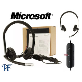 Audifonos Microsoft Usb Lifechat Lx-6000 Call Center