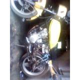 Moto Horse Celimo 2007 Color Amarilla ,