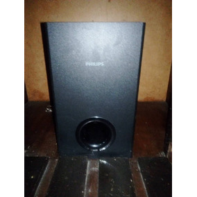 Home Theater Marca Phillips 5.1