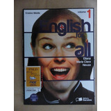 English For All Volume 1 Ensino Médio Com Cd