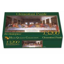 Quebra Cabeça Puzzle 13.200 Peças Importado A Última Ceia