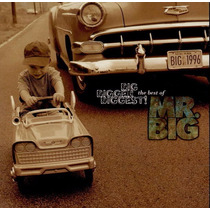 Cd Made In Germany De Mr. Big: Big Bigger Biggest (the Best)