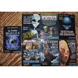 Lote 7 Libros Sobre Ovnis, Enigmas, Etc ¡$ 280 Los 7!!